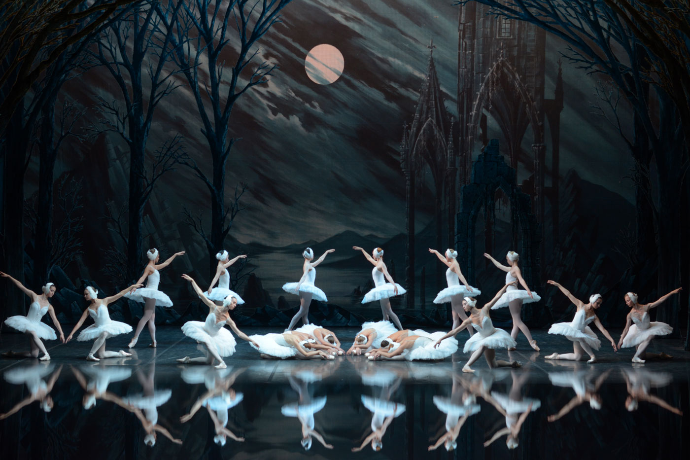 St Petersburg Ballet Hero Image
